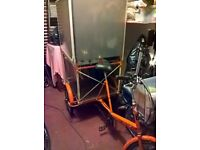 Pashley Tricycle Coffee stall project Can Deliver! Potential Pedicab or cargo / delivery trike