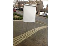 A1 size flip chart display stand