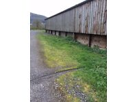 1,250 sq ft Agricultural Barn, Storage, Workshop To Rent Let near W-S-M
