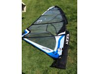 EZZY WAVE SE - 4.7 and 4.2 windsurf sails
