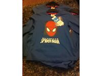 Brand new with tags Spider-Man top. Age 10 years