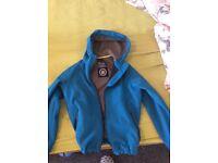 Killtec coat blue age 9-10