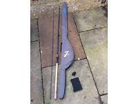 Drennan Series 7 10 FT Carp Waggler Rod with Rod Sleeve