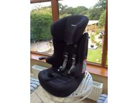 Brand new Kiddiecare car seat up to 36 kg