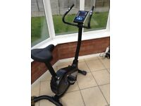 Roger Black - Fitness Gold - Exercise Bike