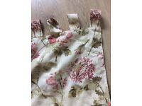 X5 VARIOUS ROMAN BLINDS LAURA ASHLEY FABRIC
