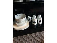 Wedgewood Dinner Set 23 piece