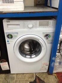 Beko 6kg washing machine. £149 new/graded 12 month Gtee