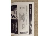 South West Four (SW4) Saturday ticket