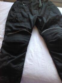 Motorbike Ladies trousers