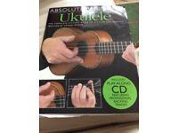 Ukulele music book