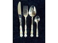 Royal Albert Cutlery Set