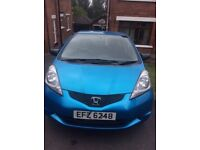 Honda Jazz 1.2 I-VTEC S **33884 miles** end of Dec 2010
