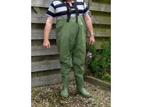 Fishing Waders Size 9