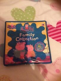 Peppa Pig Collection Books