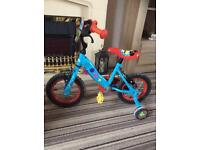 "Mickey Mouse clubhouse 12"" children's bike"