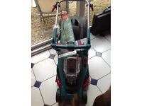Bosch Cordless 36v lawnmower