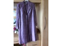 Emma Somerset dress and coat