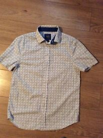 Genuine Armani short sleeved shirt