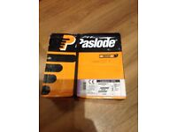 Paslode 63 mm nails& 3x gas for im350 & im350 plus