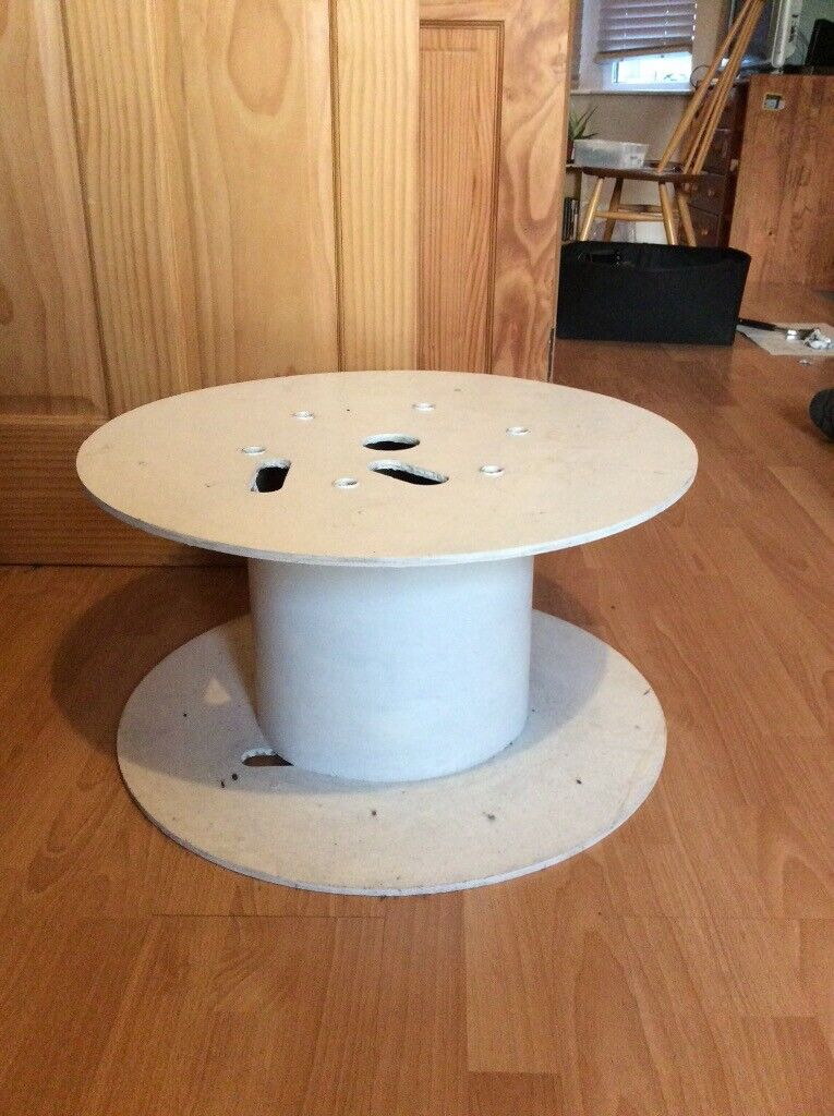 Amazing Cool Up Cycled Spool Coffee Table In Redfield Bristol Gumtree Caraccident5 Cool Chair Designs And Ideas Caraccident5Info