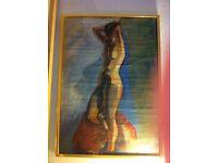 Brita af Klercker Oil on Canvas