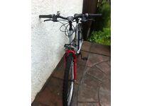 """Apollo Xc26 mans bike 20"""" frame"""