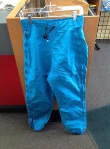 MEC Ladies Nylon Shell Pants -Women's M- blue (sku: Z14821)