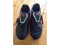Canterbury Rugby boots - size 3 EUR36