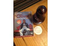 Jamie Oliver DVD Plus Flavour Shaker