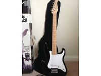 Brand new electric guitar