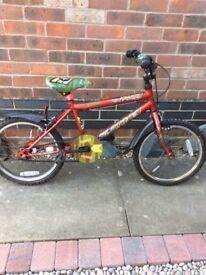 """Child's 18"""" bike"""
