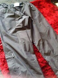 Weatherproof trousers