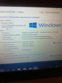 Dell Inspiron N5010 Intel i3 Quad Core, 4GB Ram, Windows 10