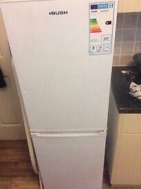 FRIDGE FREEZER ONLY YEAR OLD SELLING DUE TO HOUSE MOVE