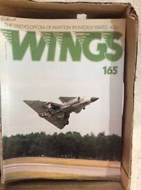 Wings magazine - an encyclopedia of aviation
