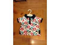 Brand New Boys T-Shirt Age 3-6 Months