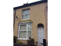 2 bed mid terraced house
