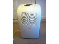 SWAN SH3010 Dehumidifier 12L Per Day Capacity, White boxed as new used once