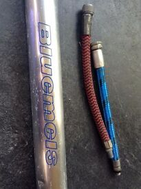 Bluemel bicycle pump.