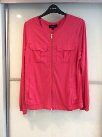 Bomber jacket pink 10