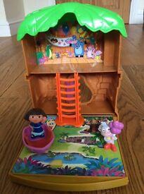 Dora the Explorer Treehouse