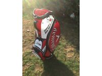 Callaway Great Big Bertha Tour Staff Bag