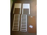 Mothercare Hyde Crib and John Lewis Premium Foam mattress
