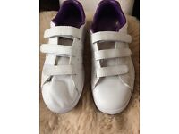 Lonsdale trainers size 6