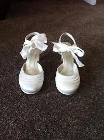 Bride /prom shoes