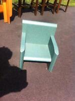 One Of A Kind Toddler Chair