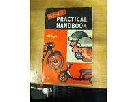 1950/60 Motor cycle Practical Handbook.