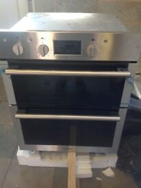 Built under double oven, never used.