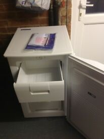 Indesit DZAA50 Freezer - As new condition - 12 months Currys Knowhow Plan remaining.
